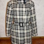 Dorothy Perkins пальто демисезонное стильное модное р16