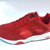 Кроссовки женские Puma trinomic red
