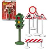 Набор дорожных знаков Dickie Toys, в ассортименте (331 8804)