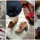 Шикарные замшевые ботинки с бахромой р-р 40-41