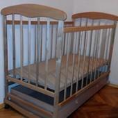Детская кроватка Натали