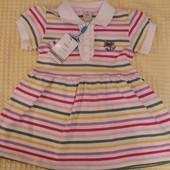 Платье Новое с этикетками Размер 92-98