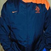 Фирменная спортивная мастерка олимпийка кофта оригинал Nike Голандия
