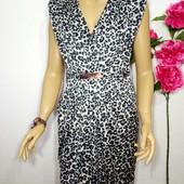 платье тюльпан с карманами р 14 F&F