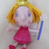Мягкая кукла с м/ф Маленькое королевство Бена и Холли