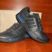 Мужские кожаные кроссовки Adidas extrim 41 размер