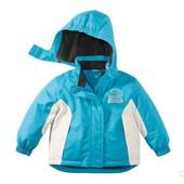 Термо куртка для девочки Lupilu (германия)  размер 86-92 и 110-116