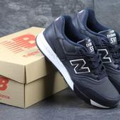 Кроссовки мужские New balance 597 dark blue