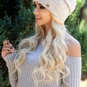 Красивая шапка «Джули» 4192