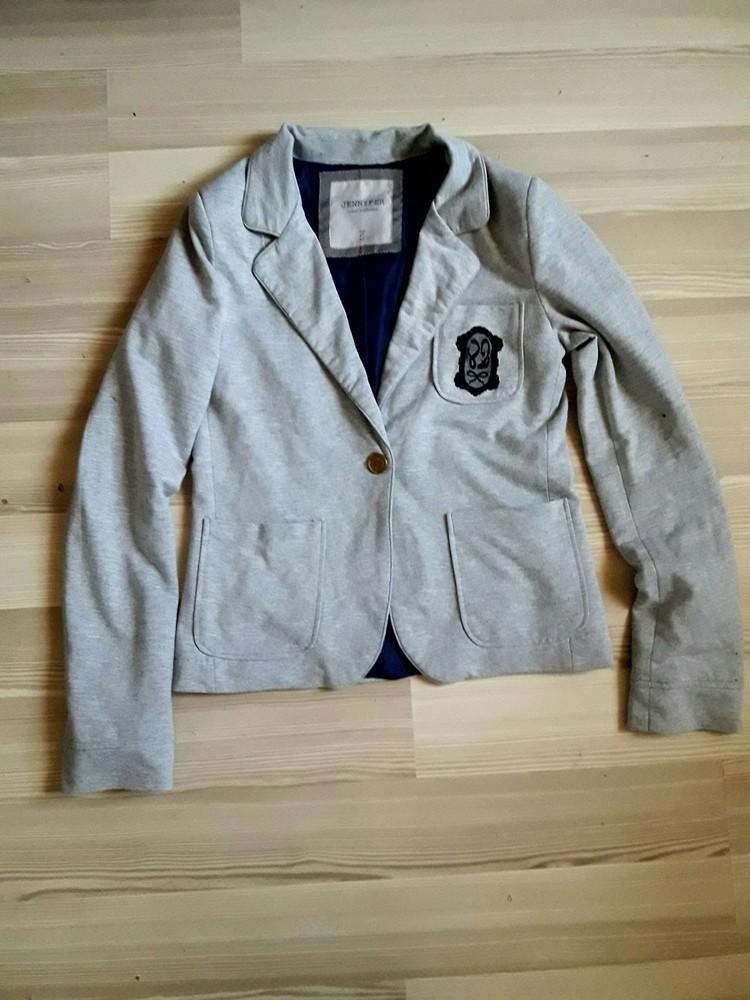 Трикотажный пиджак S фото №1