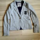 Трикотажный пиджак S