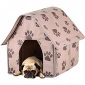 Портативная будка для собак, домик Portable Dog House