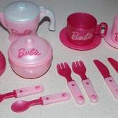 набор посуды Barbie