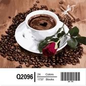 Картина по номерам Mariposa Приглашение на кофе Q-2096