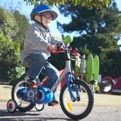 Детский фирменный велосипед B'twin Decathlon 14