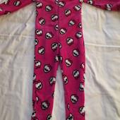 Флисовая пижамка Monster high р.128
