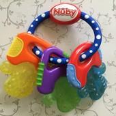 Грызунок ключи Nuby