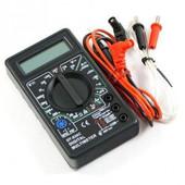 Мультиметр DT-838 (тестер) + термопара + крона
