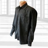 Нарядная брендовая рубашка хлопок р.XL Cambridge Gold Сша