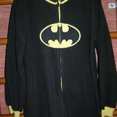 Пижама флисовая, мужская, размер М, рост до 185 см