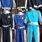 Детские спортивные костюмы Sport двунитка,возраст 1-6  лет оптом и в розницу