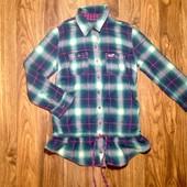 Стильная рубашка Hollister
