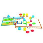игровой набор пластилина Play-Doh shape and learn Цифры и счет . оригинал