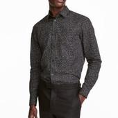 Фирменная рубашка H&M, размер S