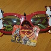 Новые очки Madagascar 2
