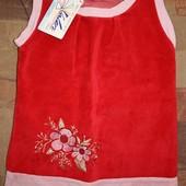 Новое платье-сарафан на 98р. на 2-3 года, Валери Текс с биркой