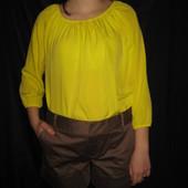 10-12 р-р, женские шорты Zara, кофейные