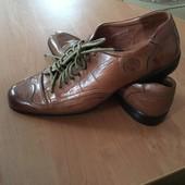 Туфли Enrico Fantini размер 42 Италия