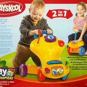 2 в1 Ходунки - Машинка-Каталка Playskool Hasbro
