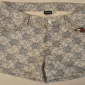 джинсовые женские шорты.Esmara.Германия.евро 40