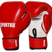 Перчатки Sportko Боксерские 8-oz (унций).