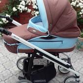 Продам детскую коляску Bebecar Vector, б/у, в хорошем состоянии.