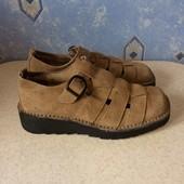 кожаные мужские туфли Freemood 41