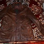 Куртка-пиджак кожа Marlboro Classic