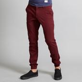 Стильные штаны Joggers фирмы Adam Levine из сша - 34р