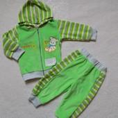 Велюровий костюм для діток