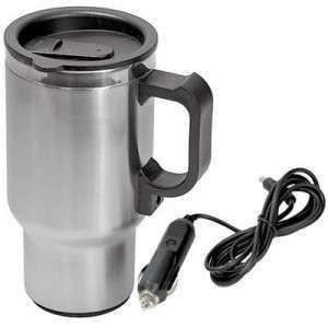 Автокружка с подогревом от прикуривателя термокружка electric mug фото №1