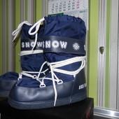 Луноходы без валенка   - Snow - 38-40 - Италия!!!