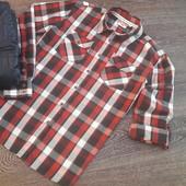Стильная рубашка р. L