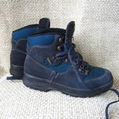 Meindl р.39 ботинки текингові замшеві+текстиль