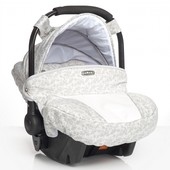 Автокресло переноска для младенца Adbor Ottis 0-13 кг