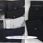 Носки мужские Tommy Hilfiger, 200 иголок, средние демисезонные спортивные х/б