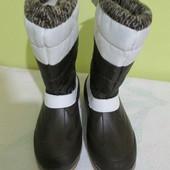 Термо сапоги ботинки сноубутсы Esmara Италия, р. 39