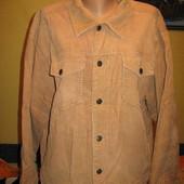 Куртка вельветовая,утеплённая,мужская,р.50-52.Нюанс.Watsons (ватсонс).