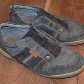Рабочие туфли , ботинки Ecco 39 р.,25.3 см