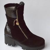 Ботинки Paoldini 354 -1